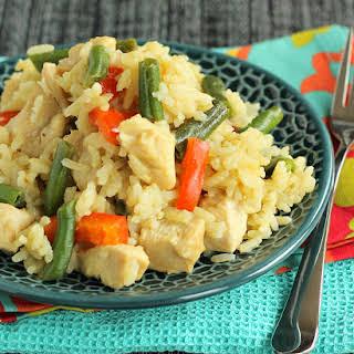 One Pot Thai Curry.
