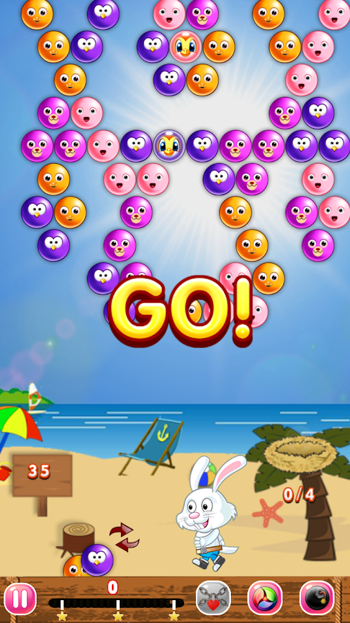 Baby Bubble Bird- screenshot