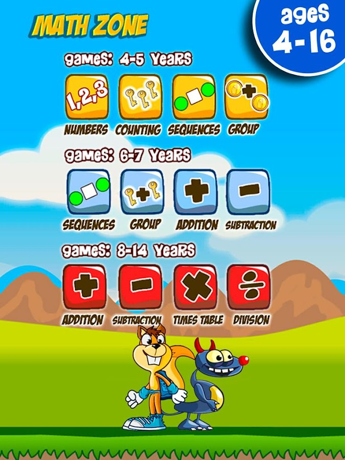 Math Games: Addition, numbers- screenshot