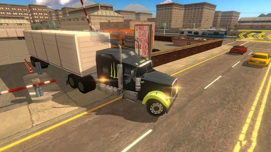 Truck Simulator 2019 Apk MOD (Free Shopping) 1