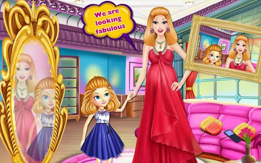 Pregnant Barbara Polly Fashion