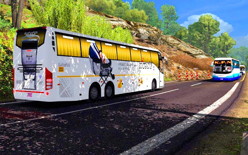 US Smart Coach Bus 3D: Free Driving Bus Games apktram screenshots 6