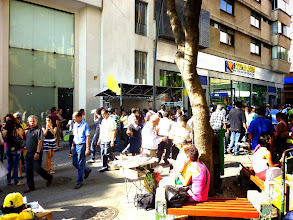 Photo: Paseo del Comercio, del Centro de Bucaramanga. Caracterizado por gran circulacion de personas que tiene que desplazarse a sus labores habituales