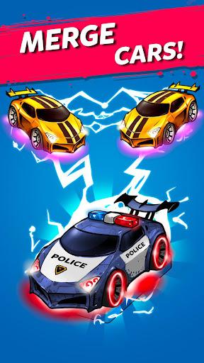 Merge Neon Car screenshots 1
