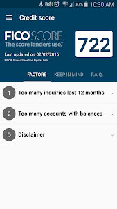 Chevron FCU Mobile Banking screenshot 3