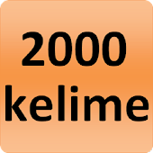 2000 Turkish Words (most used)