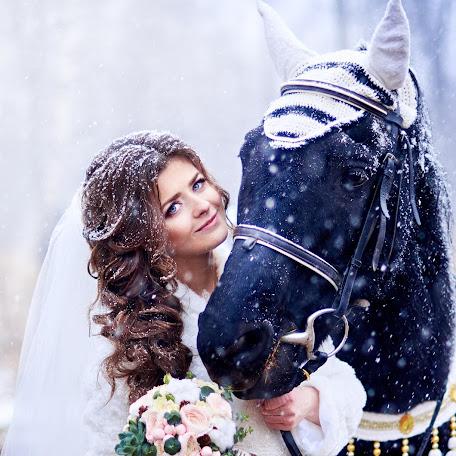 Wedding photographer Yulianna Fedorova (fedorova24). Photo of 11.04.2017