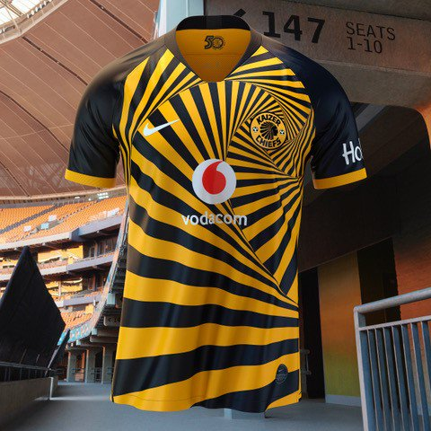 Kaizer Chiefs officially display their