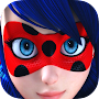 Ladybug and Cat Noir Wallpaper APK icon
