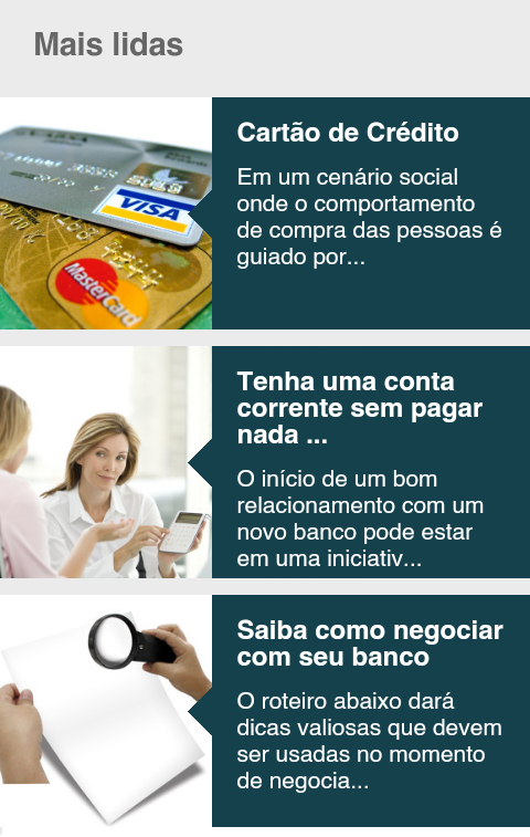 Negocie Com Seu Banco- screenshot