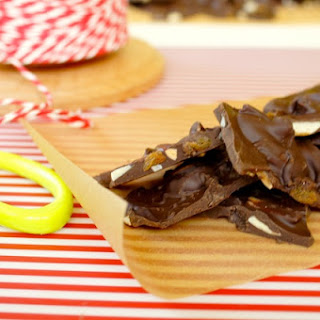 Candy With Chocolate Almond Bark Recipes