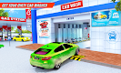 screenshot of Gas Station Car Driving Simulator Car Parking Game