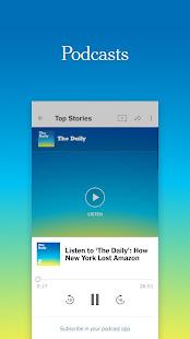 App NYTimes - Latest News APK for Windows Phone