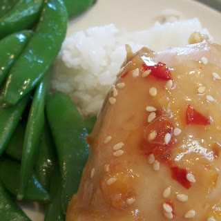 Orange Chicken Thighs Crock Pot Recipes.