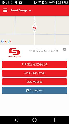 玩健康App|Sweat Garage免費|APP試玩