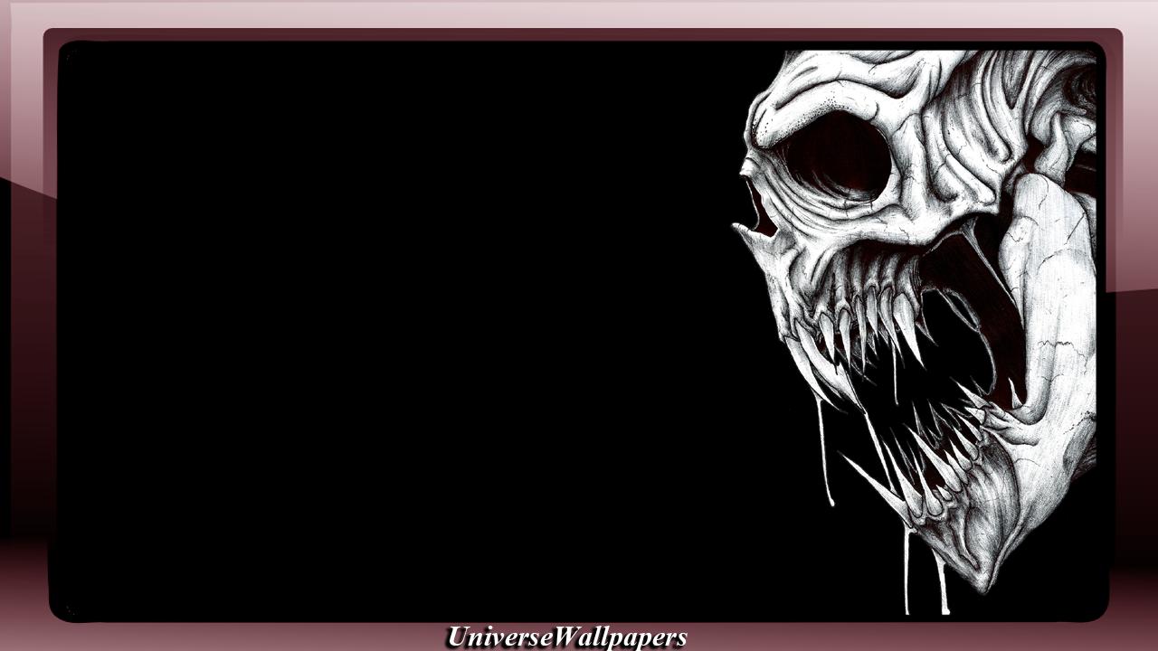 skull wallpaper android apps on google play