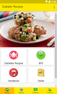 Easy Diabetic Recipes- screenshot thumbnail