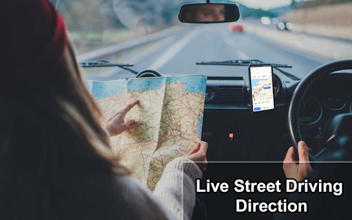 GPS Navigation Map Route Finder App Apk 2