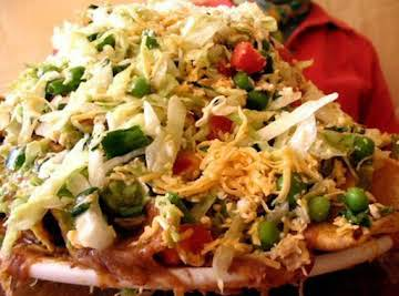 Mexican Topopo Salad