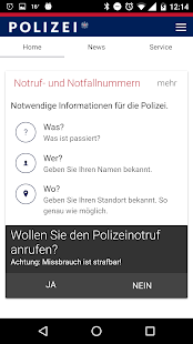 Polizei- screenshot thumbnail