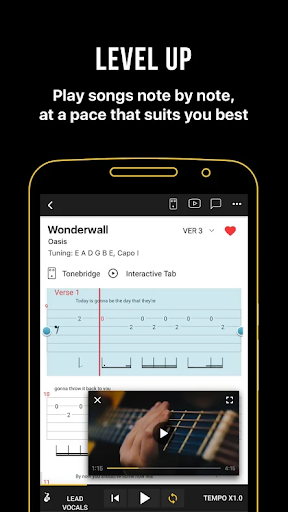Ultimate Guitar: Chords & Tabs screenshots 3