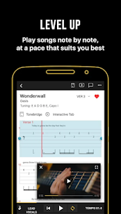 Ultimate Guitar: Chords & Tabs (MOD, Unlocked) APK for Android 3
