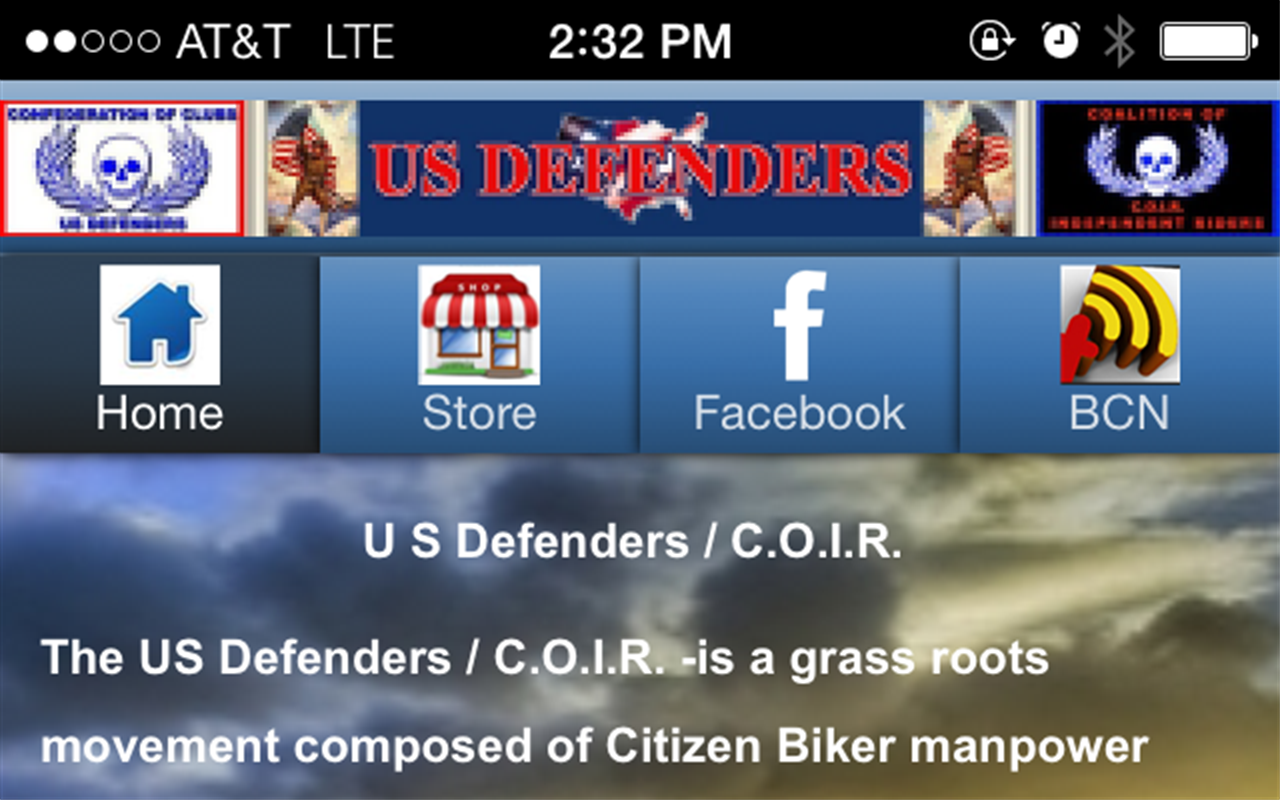 US DEFENDERS- screenshot