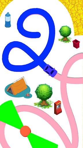 Code Triche Color Line Jeu 3D APK MOD (Astuce) screenshots 4