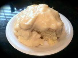 Bouillie Cake (Boo-ee Cake)