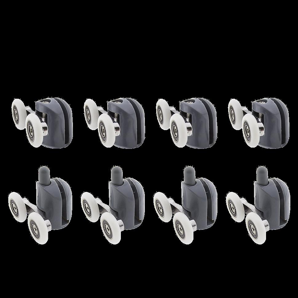 Комплект роликов для душевой кабины ( В43ДС )