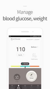 Download Blood Pressure(BP) Diary For PC Windows and Mac apk screenshot 2