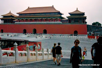 Photo: 2007-09-02. Beijing. Bezoek aan de Verboden Stad.