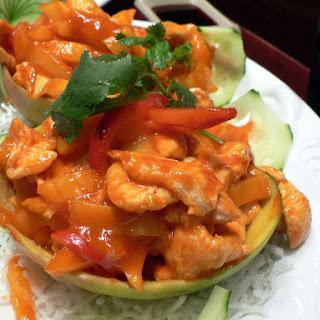 Thai Mango Chicken Recipe