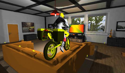 Office-bike-driving-3d 4