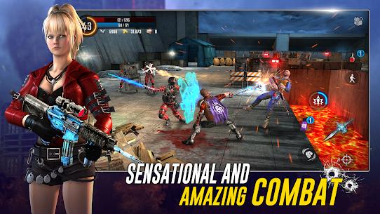 Dark Prison: Survival Action Game against Virus 3
