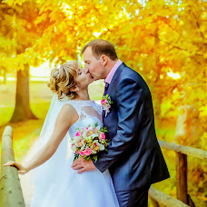 Wedding photographer Oksana Kim (oksana1kim). Photo of 18.09.2015