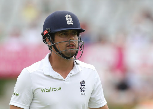 Alastair Cook. Picture: GALLO IMAGES