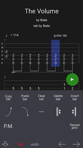 Guitar Tabs X 4.08 screenshots 20
