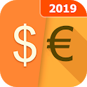 SD Currency Converter and Rates Calculator Pro icon