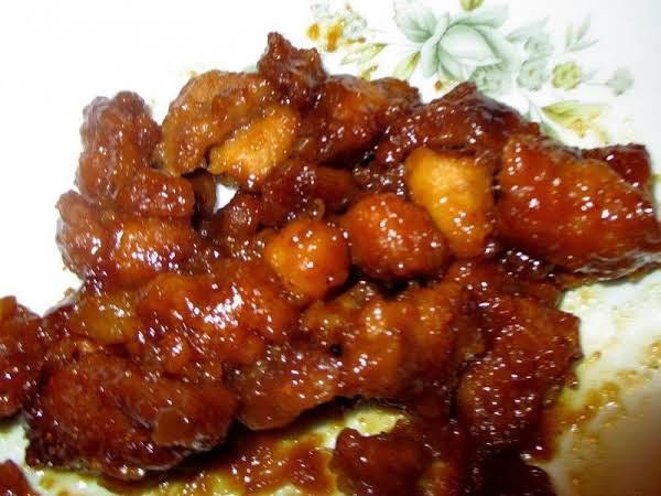 Sweet Hawaiian Crock-pot Chicken