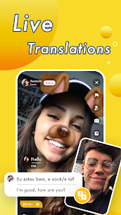Vimo – Video Chat Strangers & Live Voice Talk 2