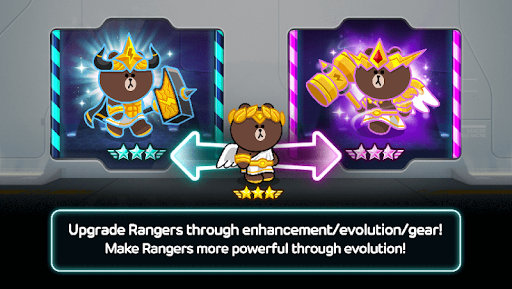 LINE Rangers  gameplay | by HackJr.Pw 4