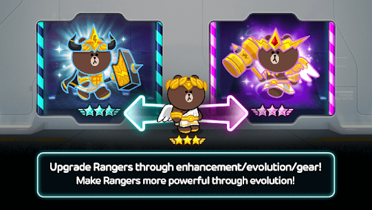 LINE Rangers – simple rules, exciting RPG battles! 3