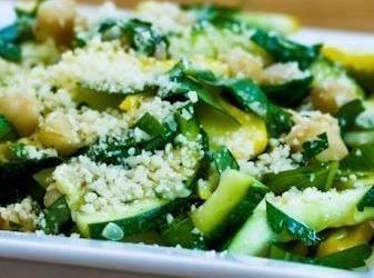 Pickled Squash Salad Recipe