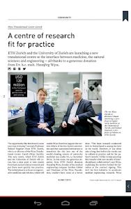 ETH-Magazin screenshot 9
