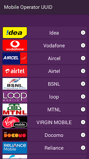Mobile Sim USSD Network Codes