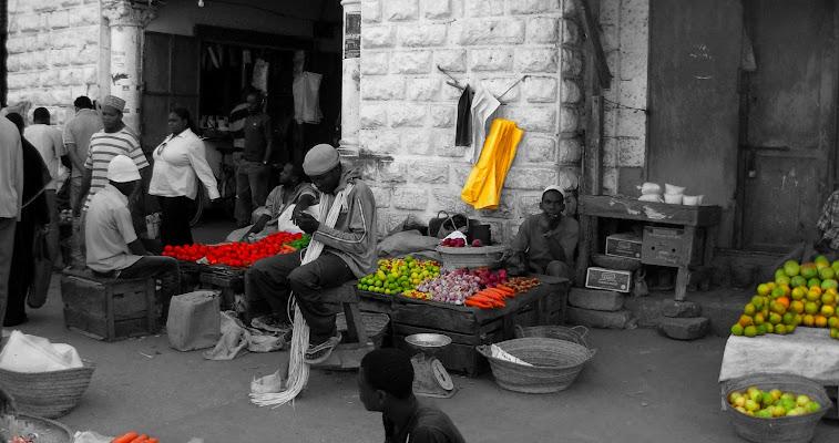 Al mercato di Stefano Mondini