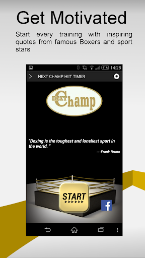 Next Champ HIIT Timer - FREE