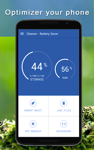 Cleaner - Battery Saver
