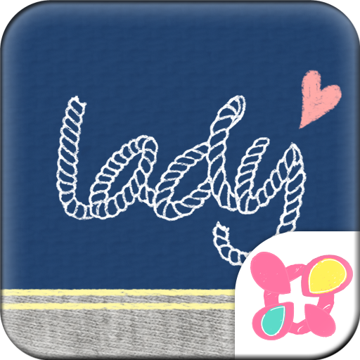Cute Theme-Marine Lady- Icon